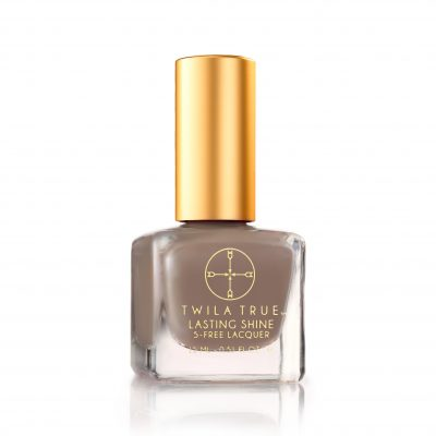 Lasting Shine Lacquer - That's So Suede Of You!