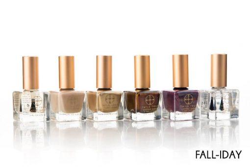 fall-iday nail lacquer