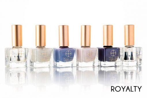 royalty nail lacquer